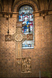 Boston trójcy kościół Zdjęcia Royalty Free
