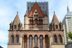 Boston trójcy kościół, usa Fotografia Stock
