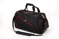 Boston travel golf bag. On white background Stock Photo