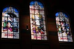 Boston Trinity Church. Trinity Church located in Boston Stock Photography
