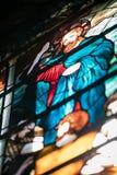 Boston Trinity Church. Trinity Church located in Boston Royalty Free Stock Photography