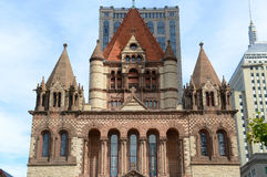 Boston Trinity Church, USA Stock Photography