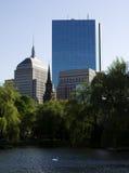 Boston van de binnenstad Stock Afbeeldingen