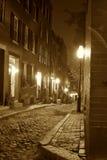 boston victorian Royaltyfria Bilder