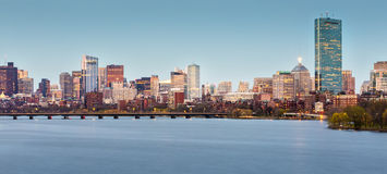 Boston Royalty Free Stock Photos