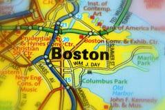 Boston, ville dans le Massachusetts U S images stock