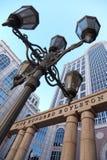 bostonu śródmieście Zdjęcia Royalty Free