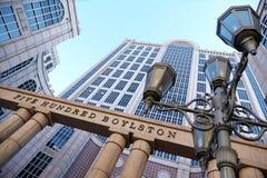 bostonu śródmieście Obraz Royalty Free
