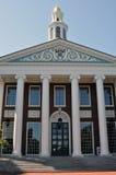 bostonu biznesowa kampusu Harvard szkoła Zdjęcie Stock