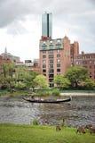 bostonu Charles rzeka Zdjęcia Stock