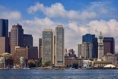 bostonu downdown schronienie Zdjęcie Royalty Free