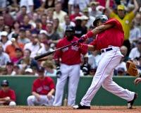 bostonu manny Ramirez czerwieni sox Obraz Royalty Free