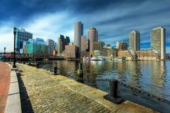 bostonu schronienie Zdjęcia Royalty Free