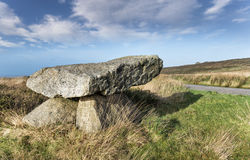 Bosullow Quoit Royalty Free Stock Image