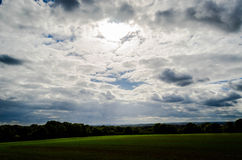 Bosworth fält Royaltyfri Bild