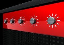 Botão Imagem de Stock