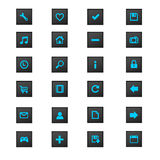 Botão Fotos de Stock