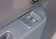 Botão bonde da janela Foto de Stock