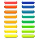 Botão da Web Imagem de Stock