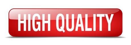 botão de alta qualidade ilustração royalty free