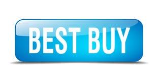 botão de Best Buy Ilustração Royalty Free