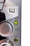 Botão de controle fotos de stock