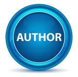 Botão de Eyeball Blue Round autor ilustração stock