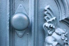 Botão de porta Imagens de Stock Royalty Free