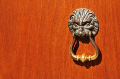 Botão de porta Fotos de Stock Royalty Free
