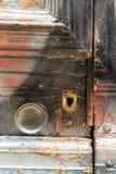 Botão de porta Fotos de Stock