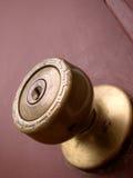 Botão de porta Foto de Stock