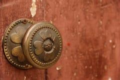 Botão de porta Imagens de Stock