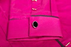 Botão de punho Fotografia de Stock