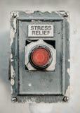 Botão do alívio de tensão Fotos de Stock