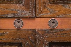 Botão do elevador para cima e para baixo o sentido Fotografia de Stock Royalty Free