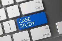 Botão do estudo de caso ilustração 3D ilustração do vetor