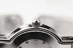 Botão do relógio Imagem de Stock Royalty Free