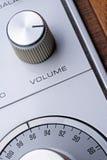Botão do volume Imagem de Stock Royalty Free