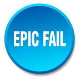 botón épico del fall libre illustration