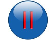Botón 005 Fotografía de archivo libre de regalías