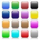Botón Fotos de archivo libres de regalías