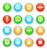 Botón Libre Illustration