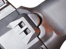 Botón común plegable del rifle Fotografía de archivo libre de regalías