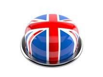 Botón de Brexit ilustración del vector