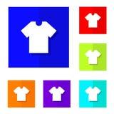 Botón de camisa libre illustration