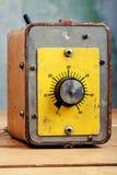 Botón de control análogo Imagenes de archivo