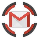 Botón de Gmail libre illustration