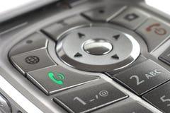 Botón de la llamada Imagen de archivo