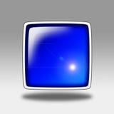 Botón de la navegación Fotografía de archivo libre de regalías