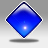 Botón de la navegación Fotos de archivo libres de regalías